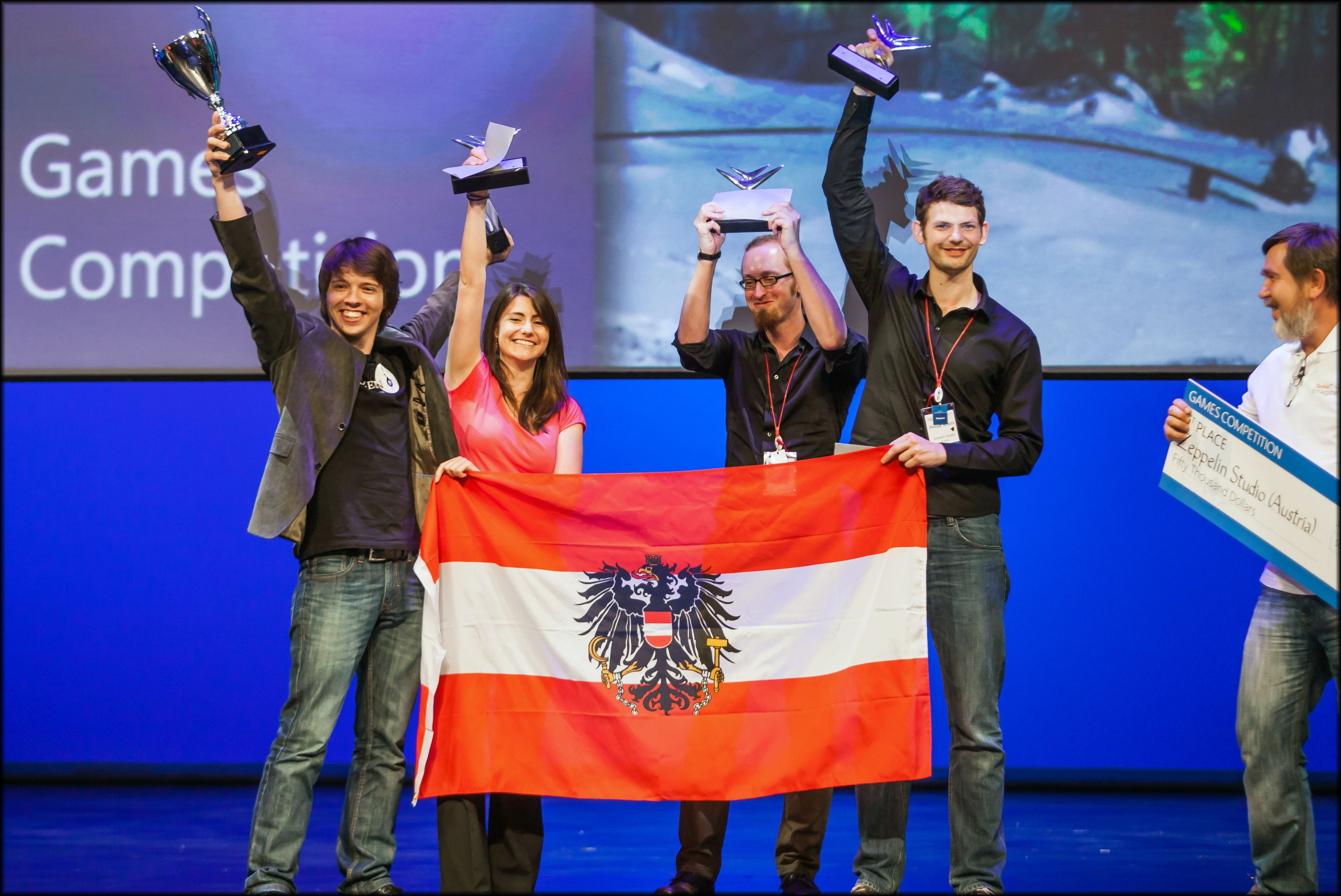 Imagine Cup - We Won!